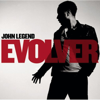 John legend new cd evolver