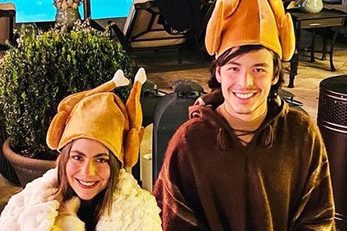 Елена оболенская и ее муж