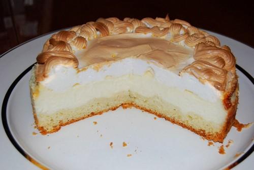 Пирог с творогом и яблоками слезы ангела