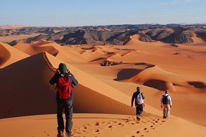 le tourisme entre Algérie et Tunisie