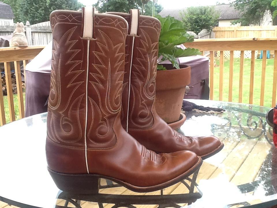 Ray jones cowboy boots