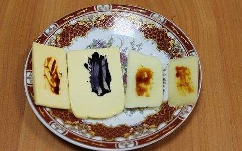 Проверка сыра на качество