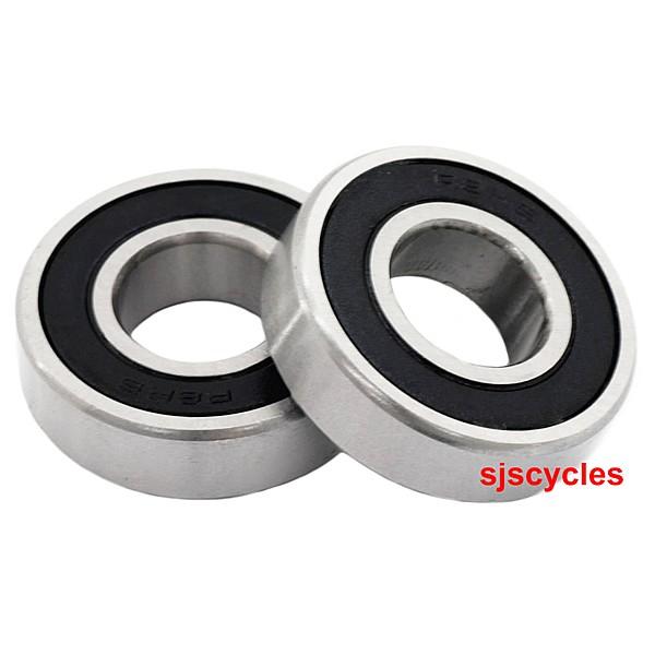 Sealed cartridge bearings