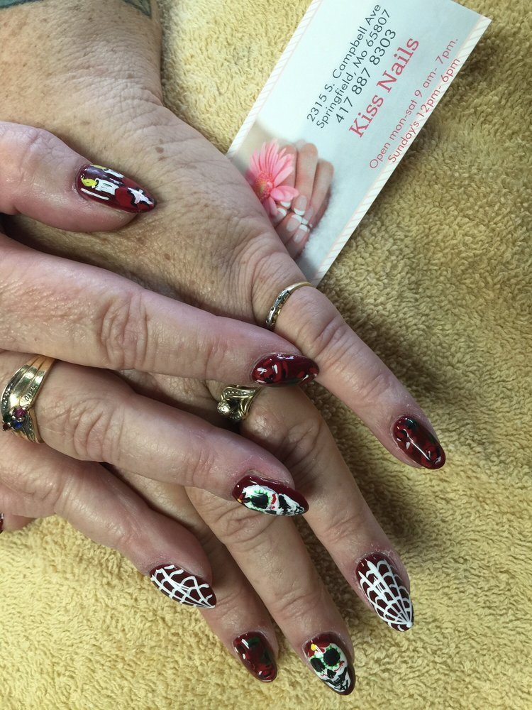 Kiss nails springfield mo
