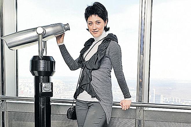 Ирина Полякова - профессиональный метеоролог