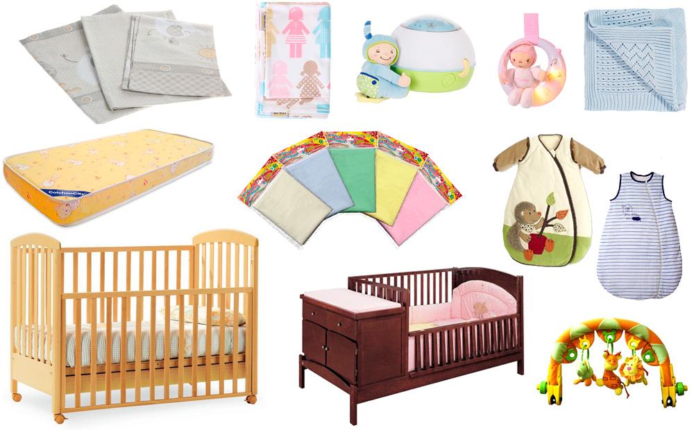 Что нужно для малыша в первые месяцы жизни
