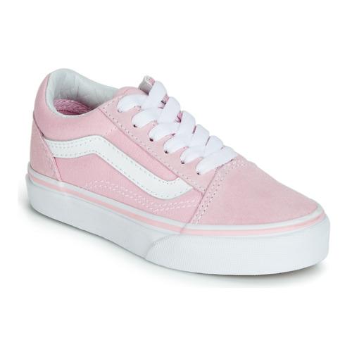 Pink vans shoes uk