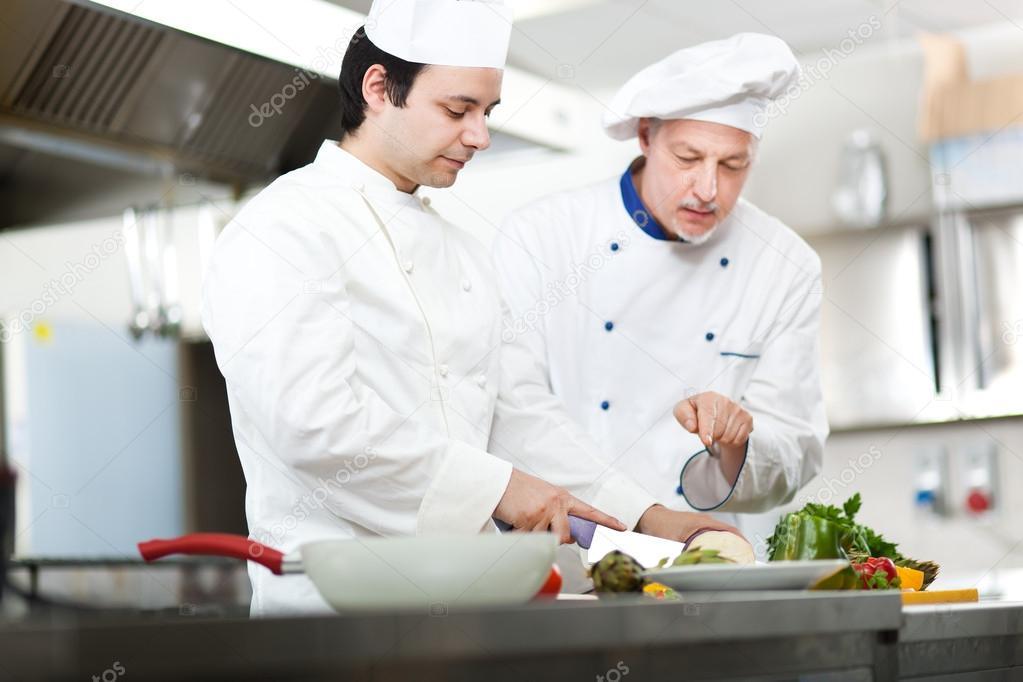 Профессиональные повара