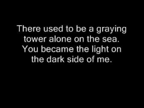 Lyrics kissed by a rose seal