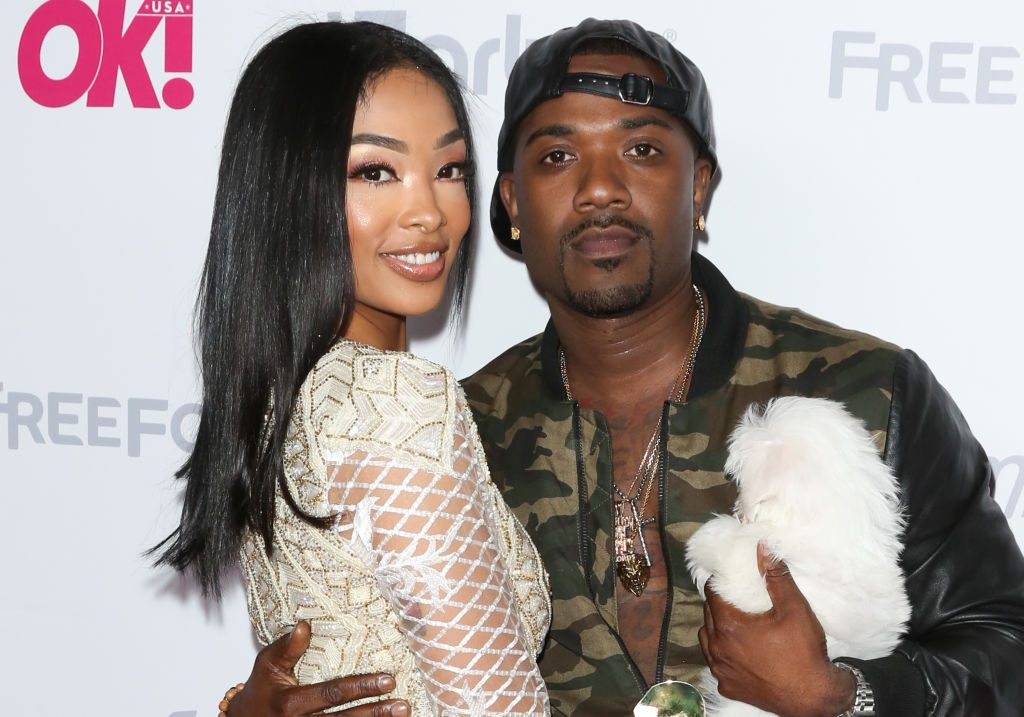 Ray j and joanna hernandez still together