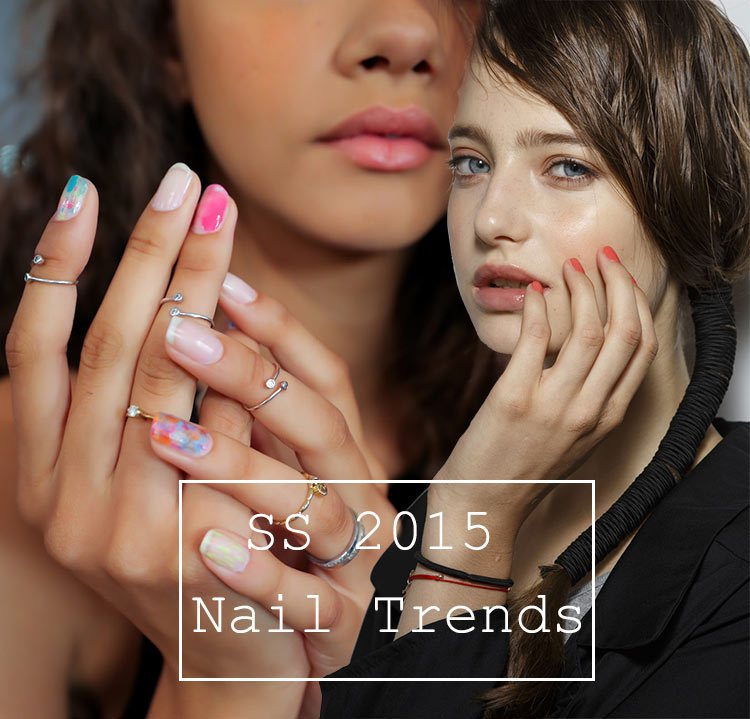 Nails trends 2015