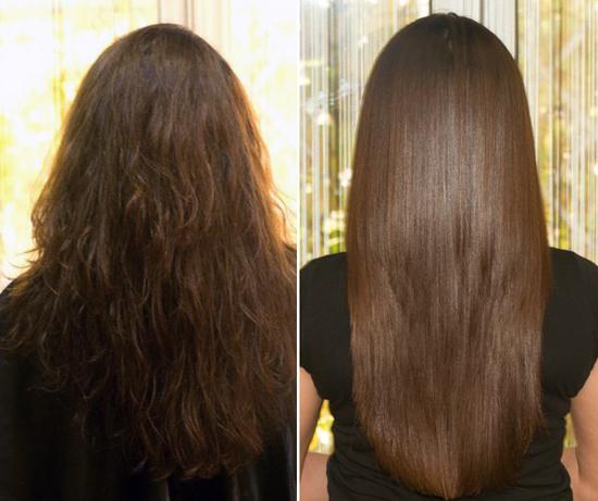 Кератирование что это такое волос отзывы