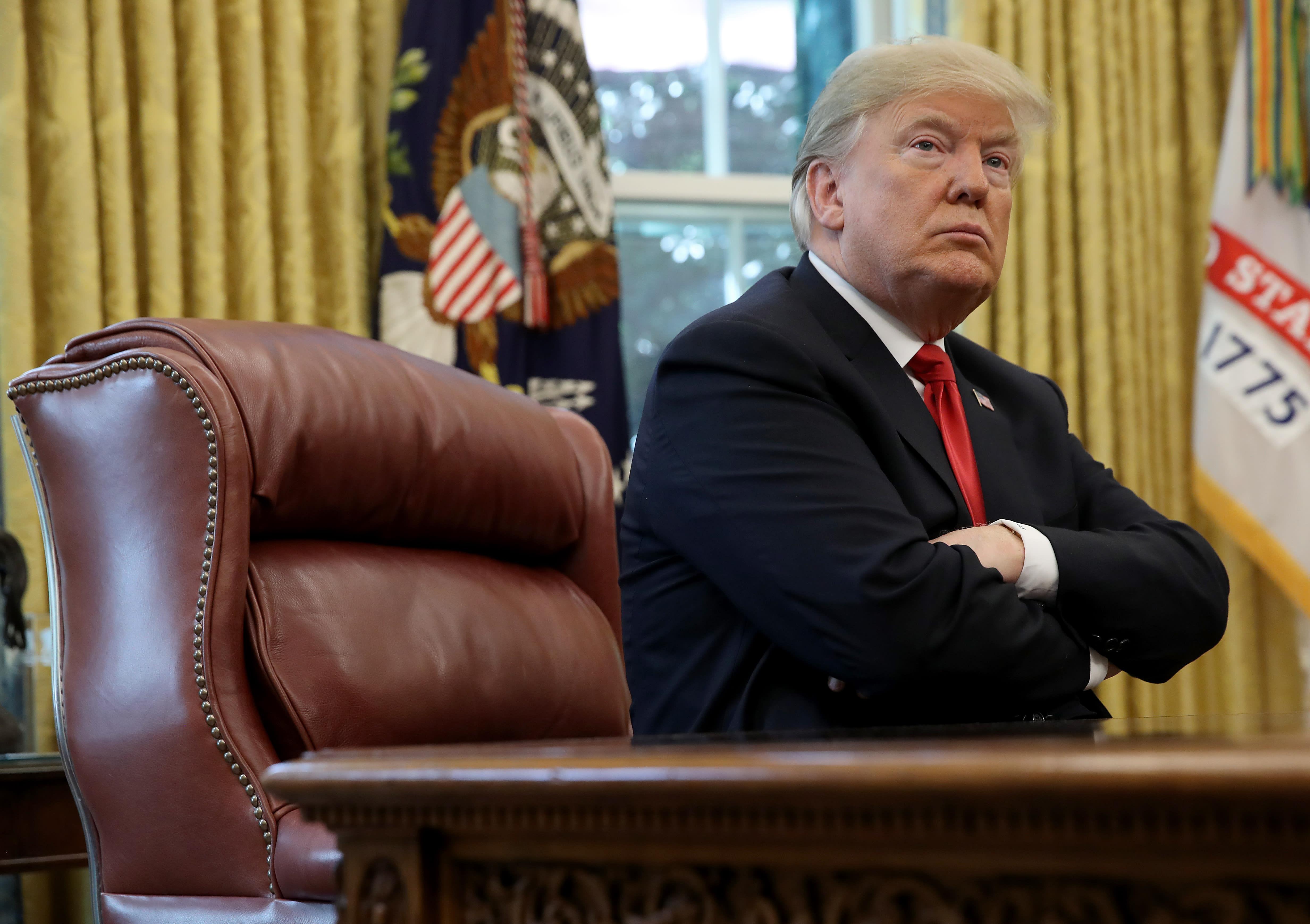 Has donald trump gone crazy