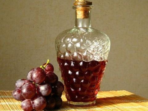 Оцет виноградний