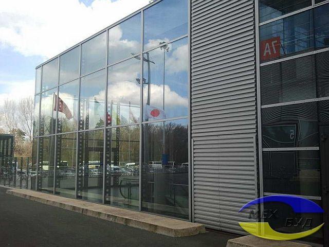 "fasad-zhalyzi фасад - 397 y6utd0 - Навесной вентилируемый фасад ""Жалюзи"""