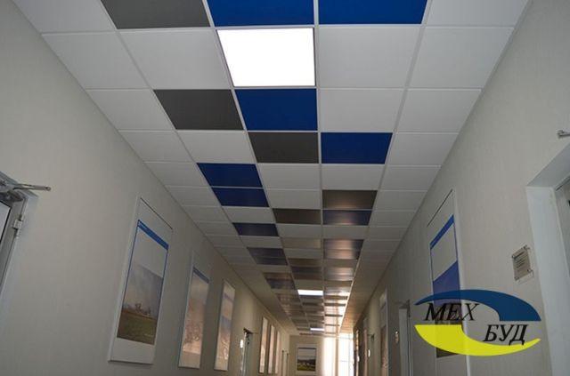 potolok-v-otdelenii-policii подвесной потолок - 591cb35f86ae3 panelny potolok dikergoff rhijhr - Подвесные потолки в отделении полиции