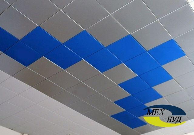 kassetny potolok подвесной потолок - 591ca9dcede12 kassetny potolok n061qi - Подвесные потолки в отделении полиции