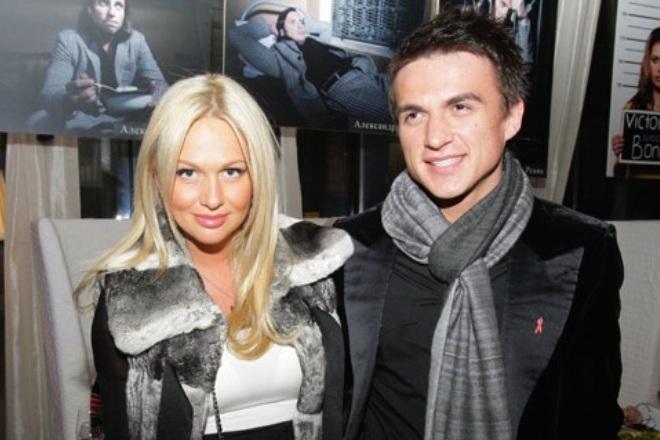 Виктория Лопырева и Влад Топалов