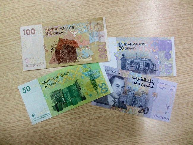 Какая валюта в марокко