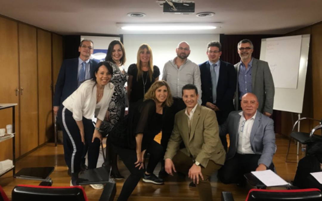 The first AAMHEI-AEMHEI meeting was held in Madrid
