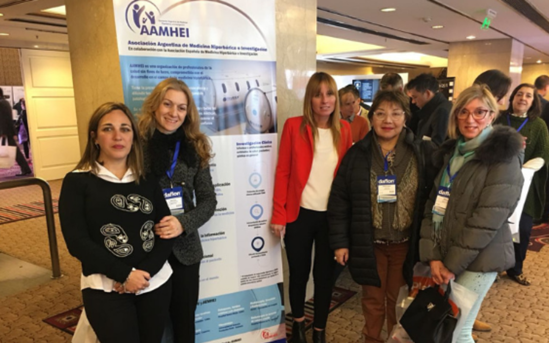 AAMHEI IN THE INTERNATIONAL CONGRESS OF PHLEBOLOGY