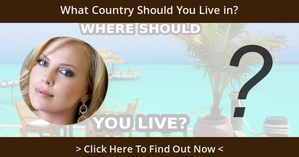 What Country Should You Live in?