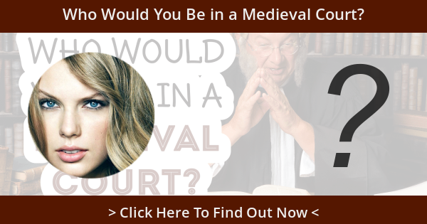Who Would You Be in a Medieval Court?