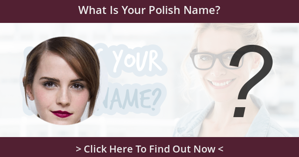 What Is Your Polish Name?
