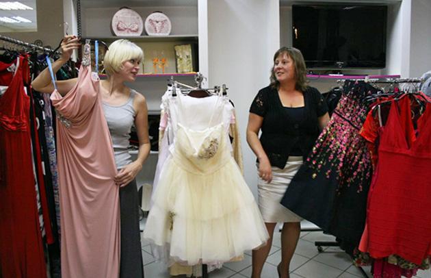 Прокат одежды бизнес