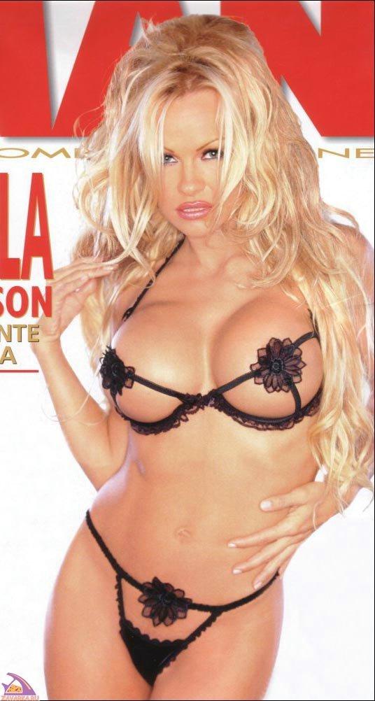Pamela Anderson Naked 30