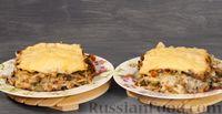 Фото к рецепту: Лавашанья: лазанья на основе лаваша