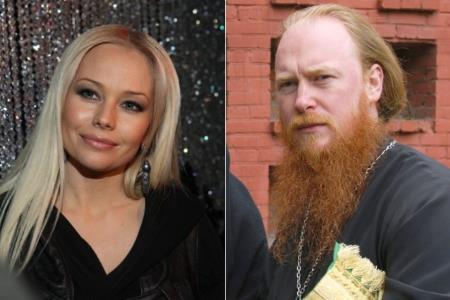 Елена Корикова и Дмитрий Рощин