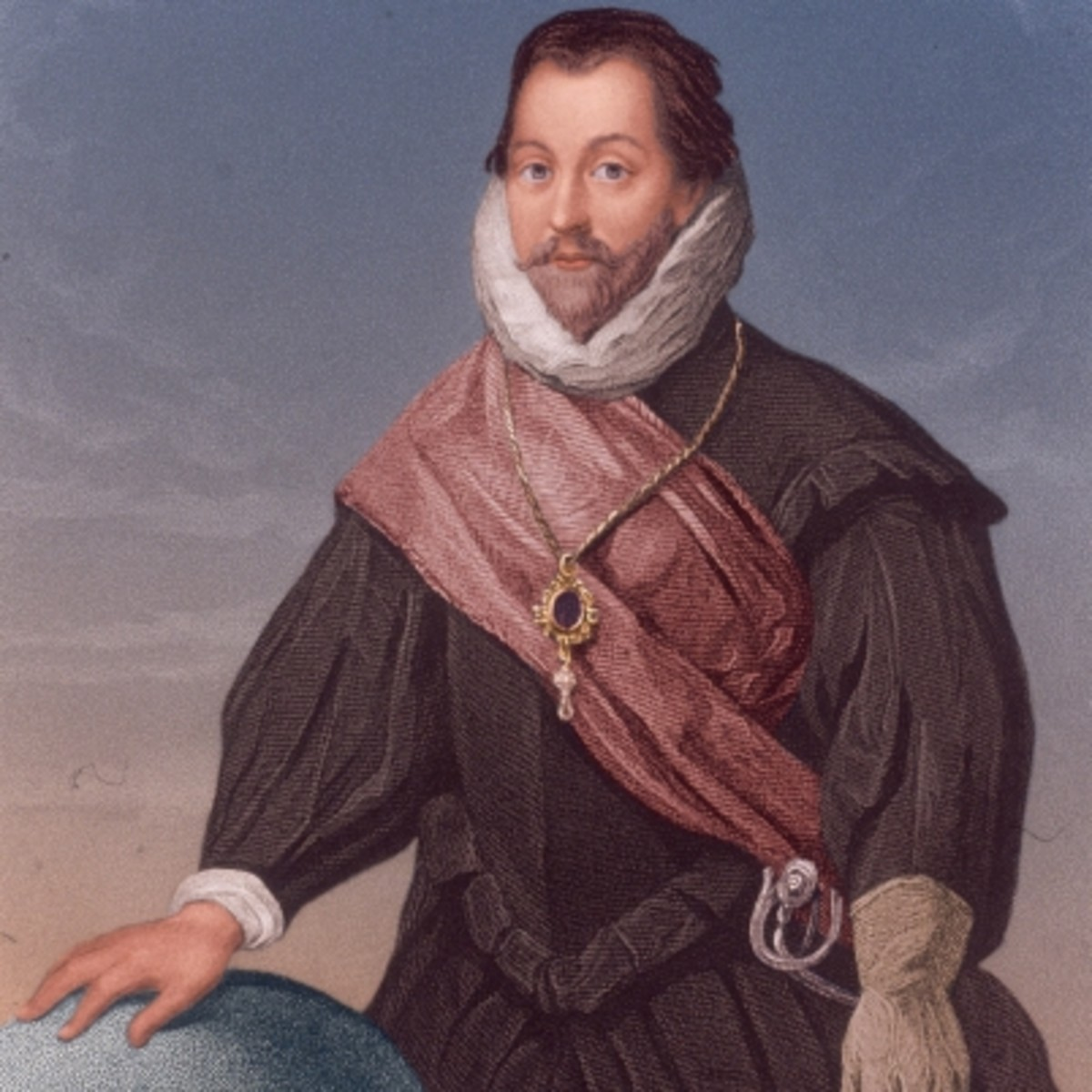 Why did sir francis drake become an explorer