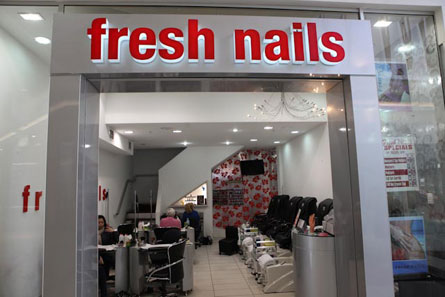 Nails windsor
