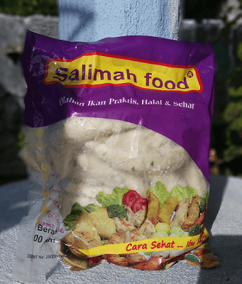 Salimah Food - Frozen Food