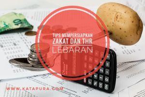 Tips Mempersiapkan Zakat dan THR Lebaran