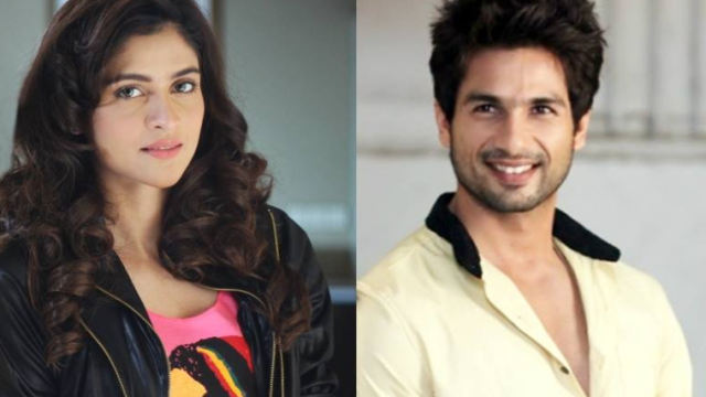 Arij Fatima offered a movie opposite Shahid Kapoor!