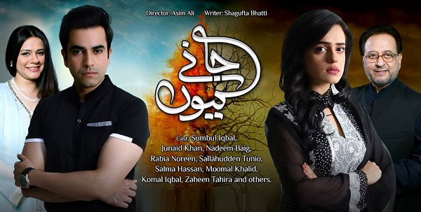 Janay Kyun Episode 14 by Ary Digital 24th July 2014