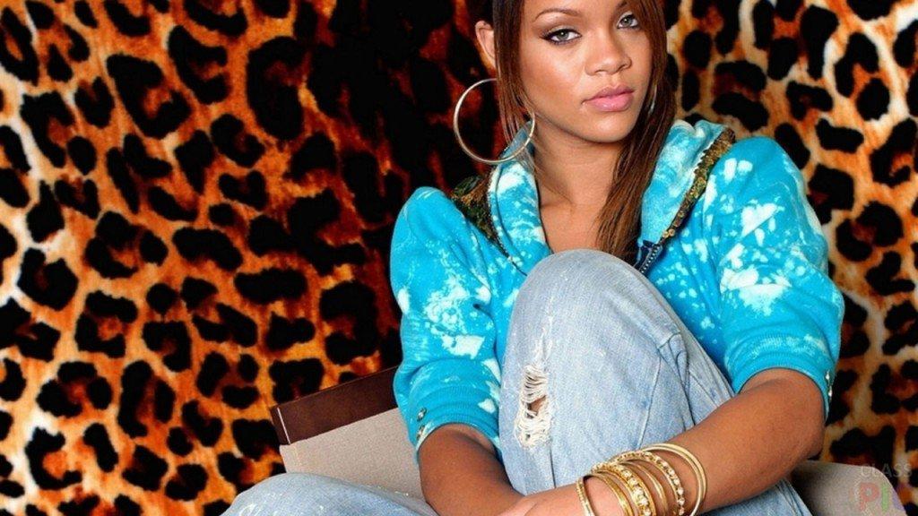Rihanna дикие фото