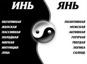 Женские символы и мужские