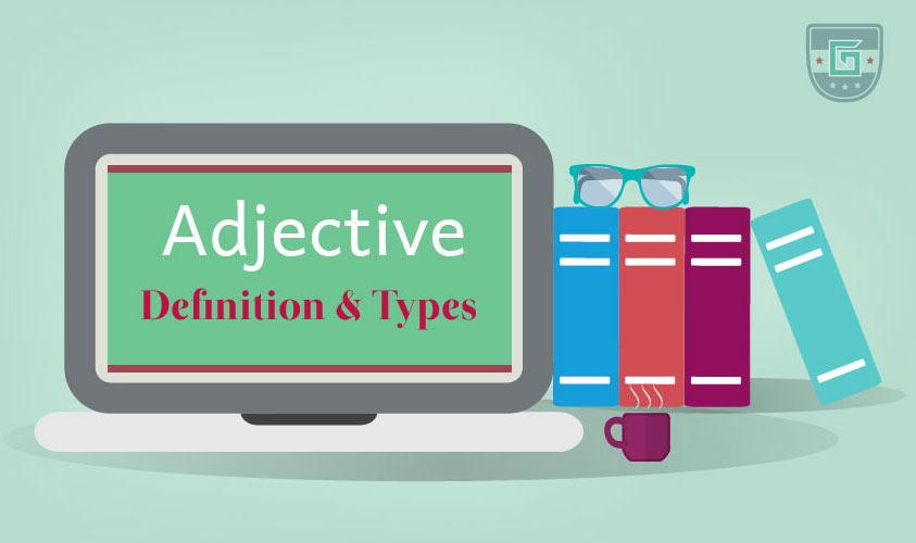 Adjective sentences example