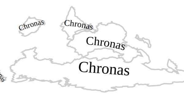 Dynamic Map Labels
