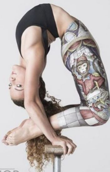 Contortion video adult
