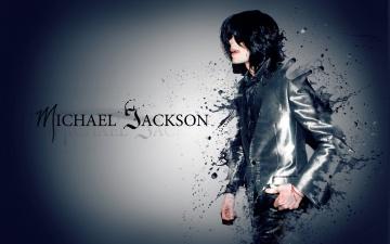обоя музыка, michael, jackson, певец