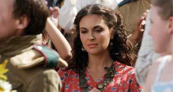 Кадр из сериала «Цыганки»