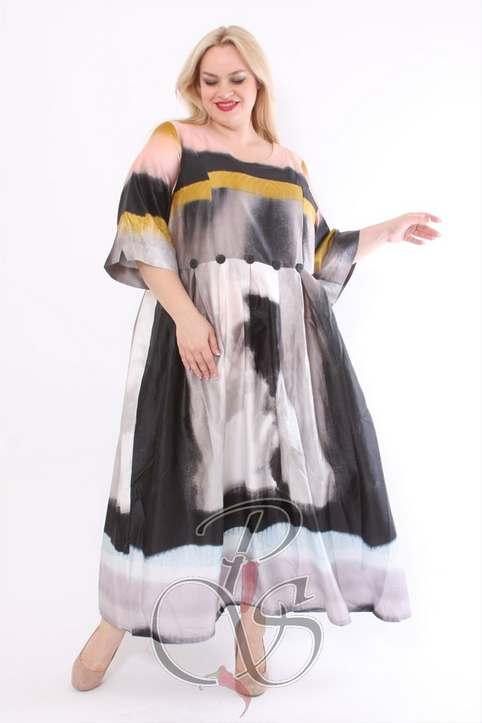 Летние платья и сарафаны в стиле бохо для полных женщин итальяского бренда Boho Style 2016