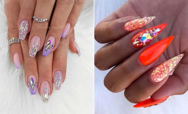 Nail designs gel nails