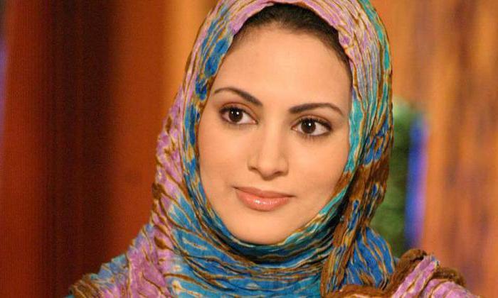 Женщина арабка