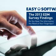 EASY SOFTWARE UK's 2013 EDM Survey Findings