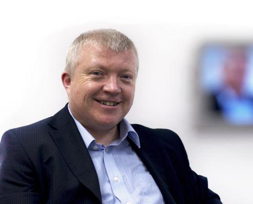 EASY SOFTWARE UK's Howard Frear
